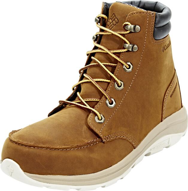 Columbia Bangor Boot Omni Heat Zapatillas Hombre, tobaccobright copper